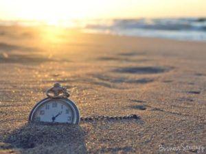 В состоянии потока — когда вы полностью погружаетесь в приятное для вас занятие — ваше ощущение времени искажается.
